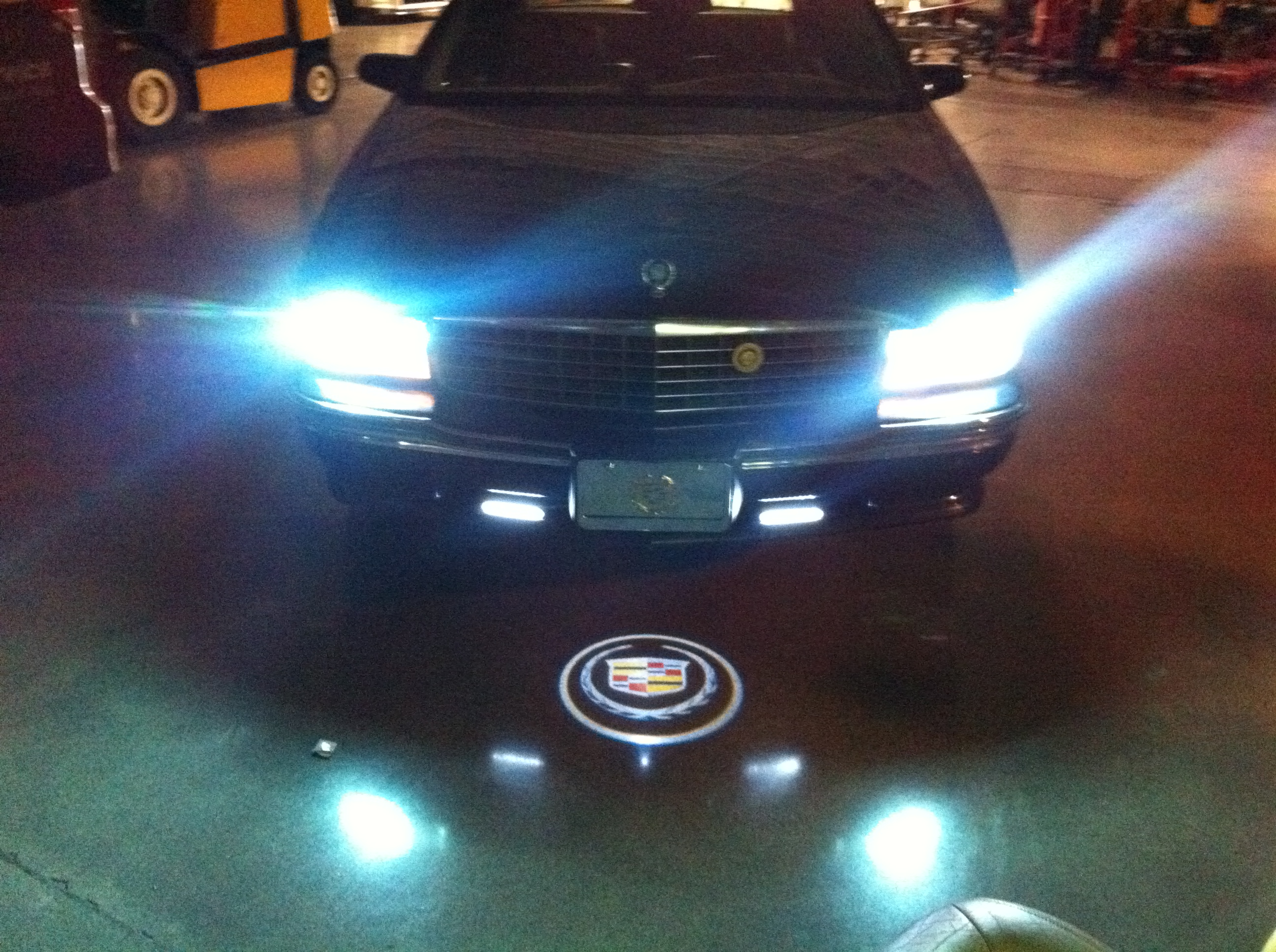 Cadillac ghost lights - 19026808