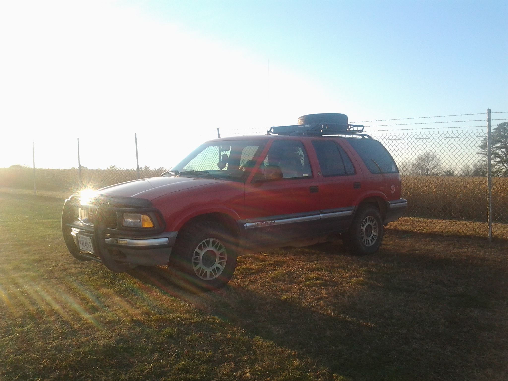 Another ndrisk 1995 gmc jimmy post - 19087822