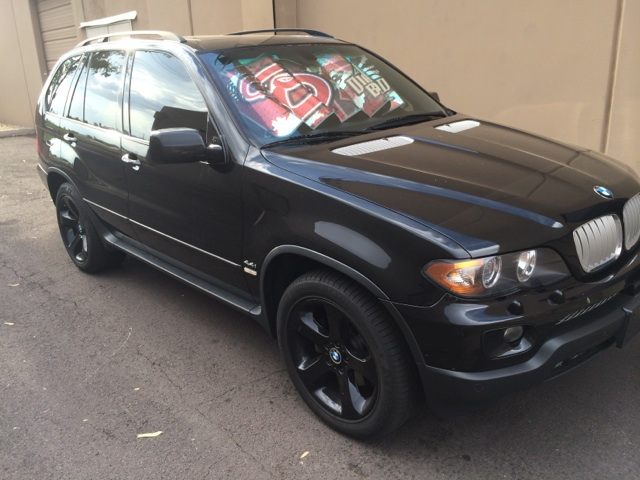 Blacked out X5 - Just bought! - 19067874