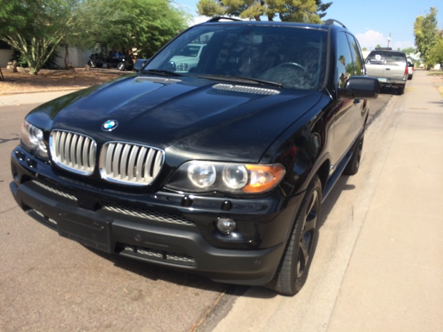 Blacked out X5 - Just bought! - 19067875