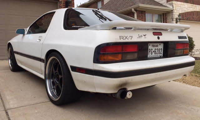 1987 Rx7 Forged LT1 V8 Turbo                         500   whp , For Sale  - 19180460