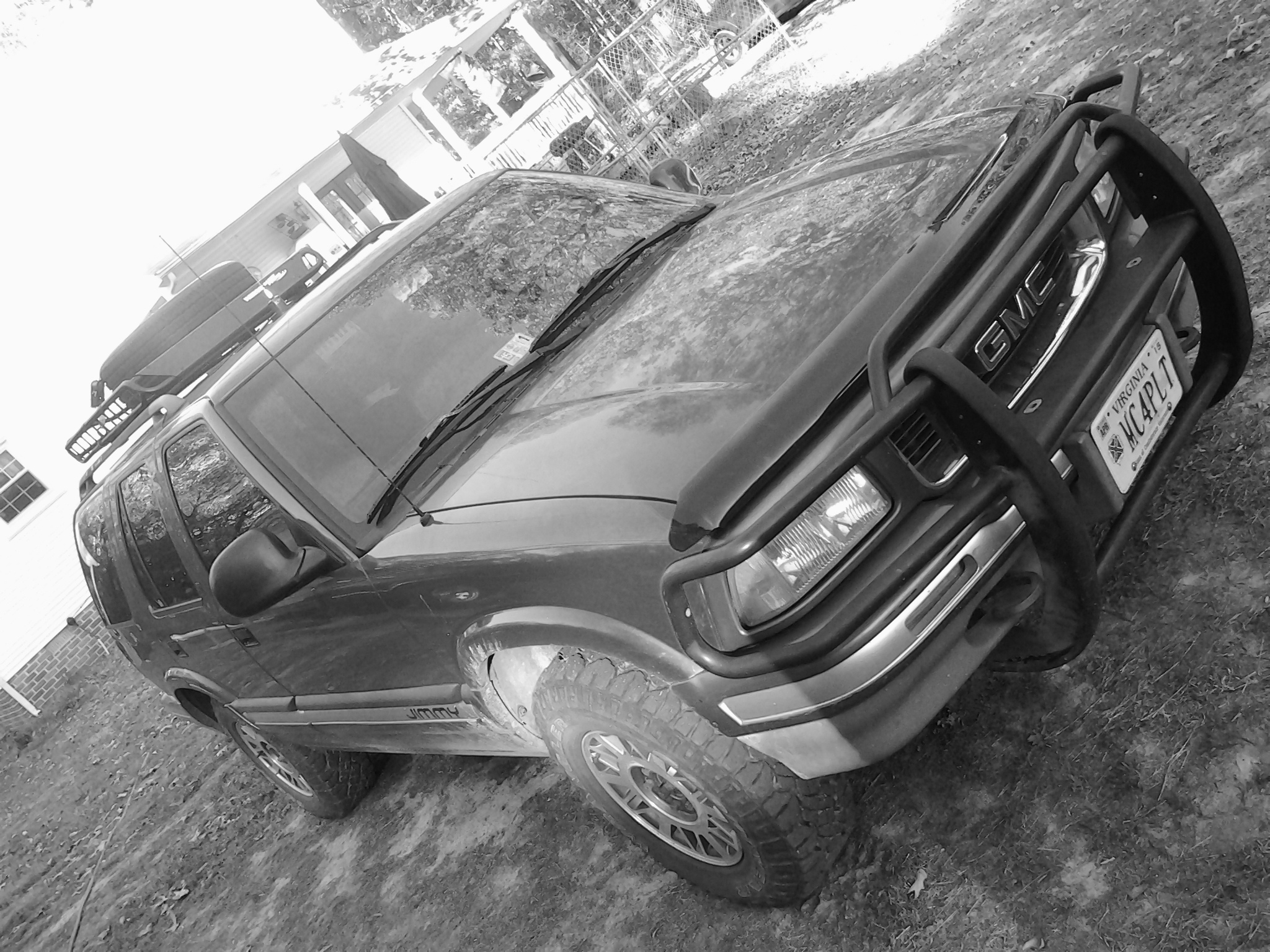 Another ndrisk 1995 gmc jimmy post - 19087819