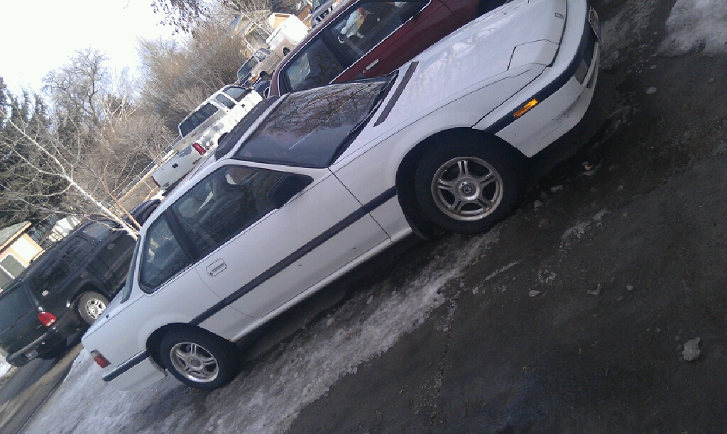 my lude just got it cant wait to work on it - 19028861
