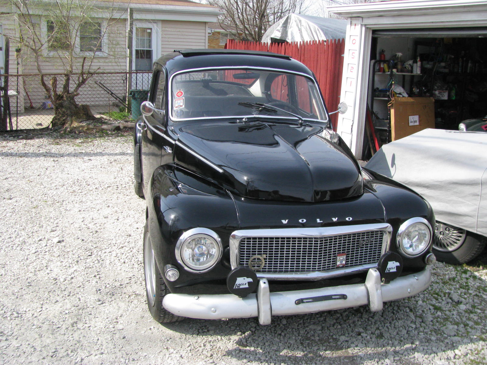 544 FRONT END WITH SLIDING RAGTOP - 19068885