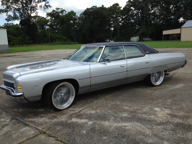 1972 Chevy Impala Forsale $12,500 or best offer. Call or text (225)936-1913 for more pictures.  - 19108888