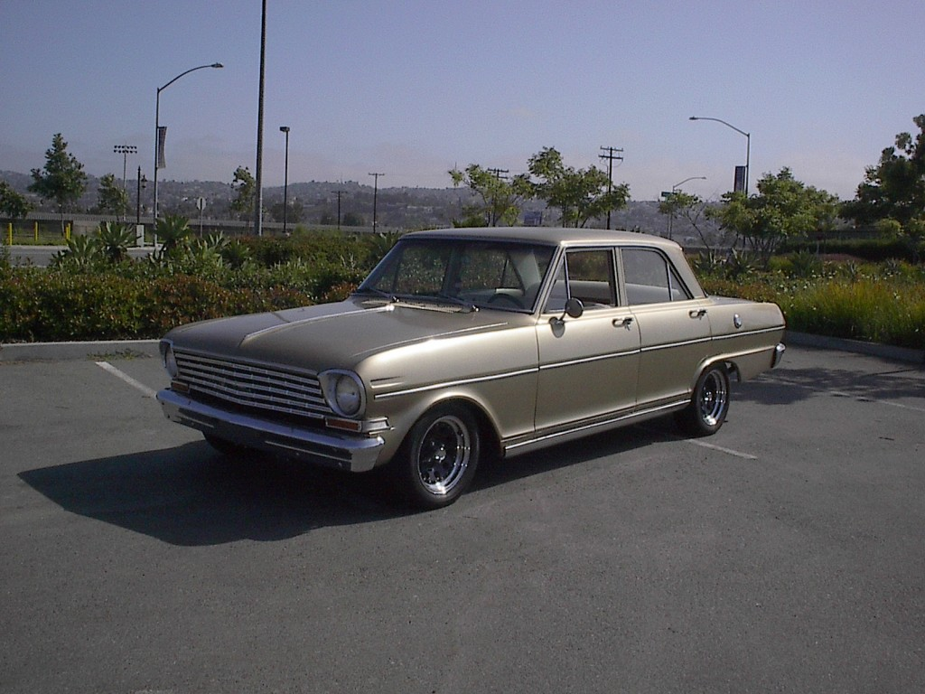 1963 Chevy II Pictures  - 19018899