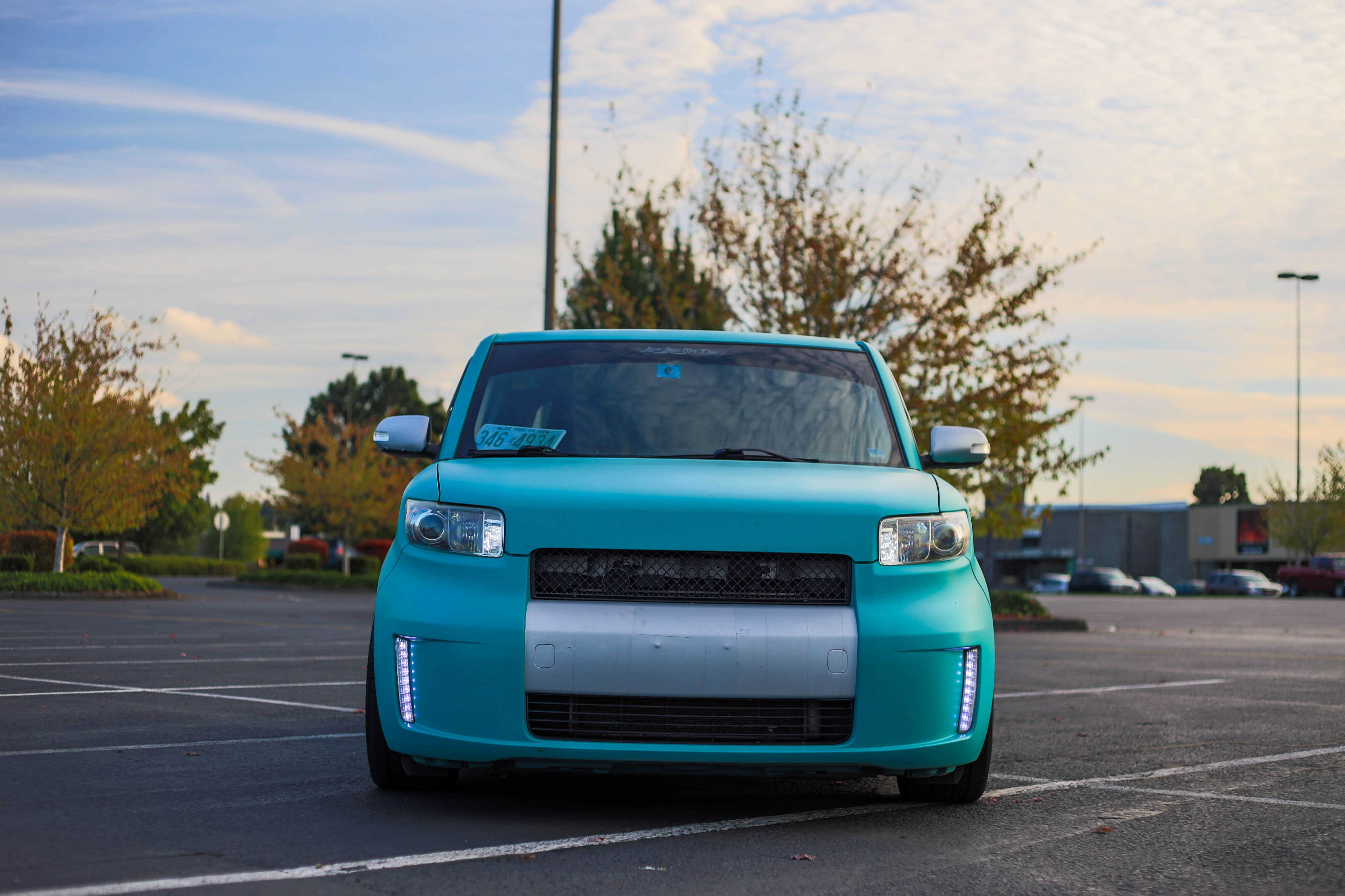 cgreer20 39 s 2008 scion xb in portland or. Black Bedroom Furniture Sets. Home Design Ideas