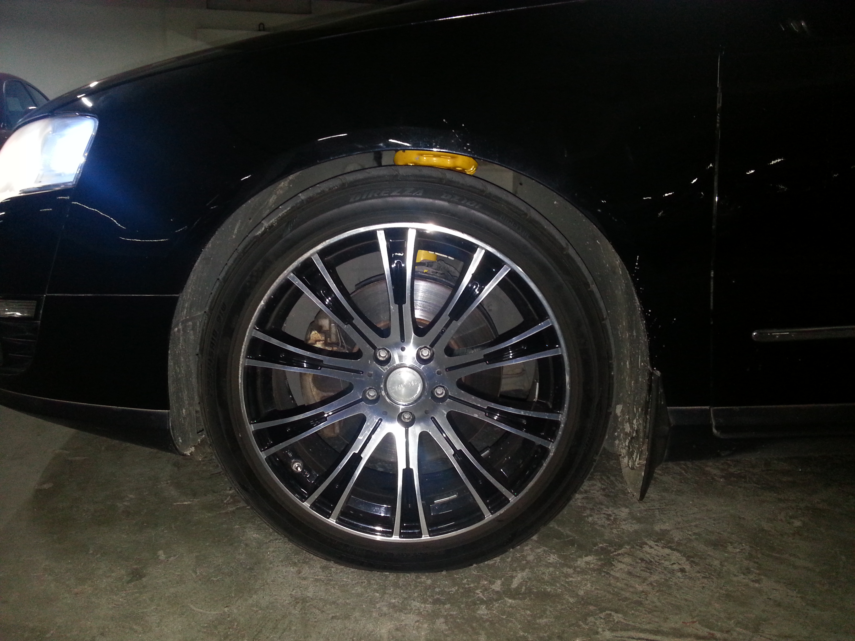 Lowered on Bilstein B12 Pro-kit with 18in Wheel - 19021935