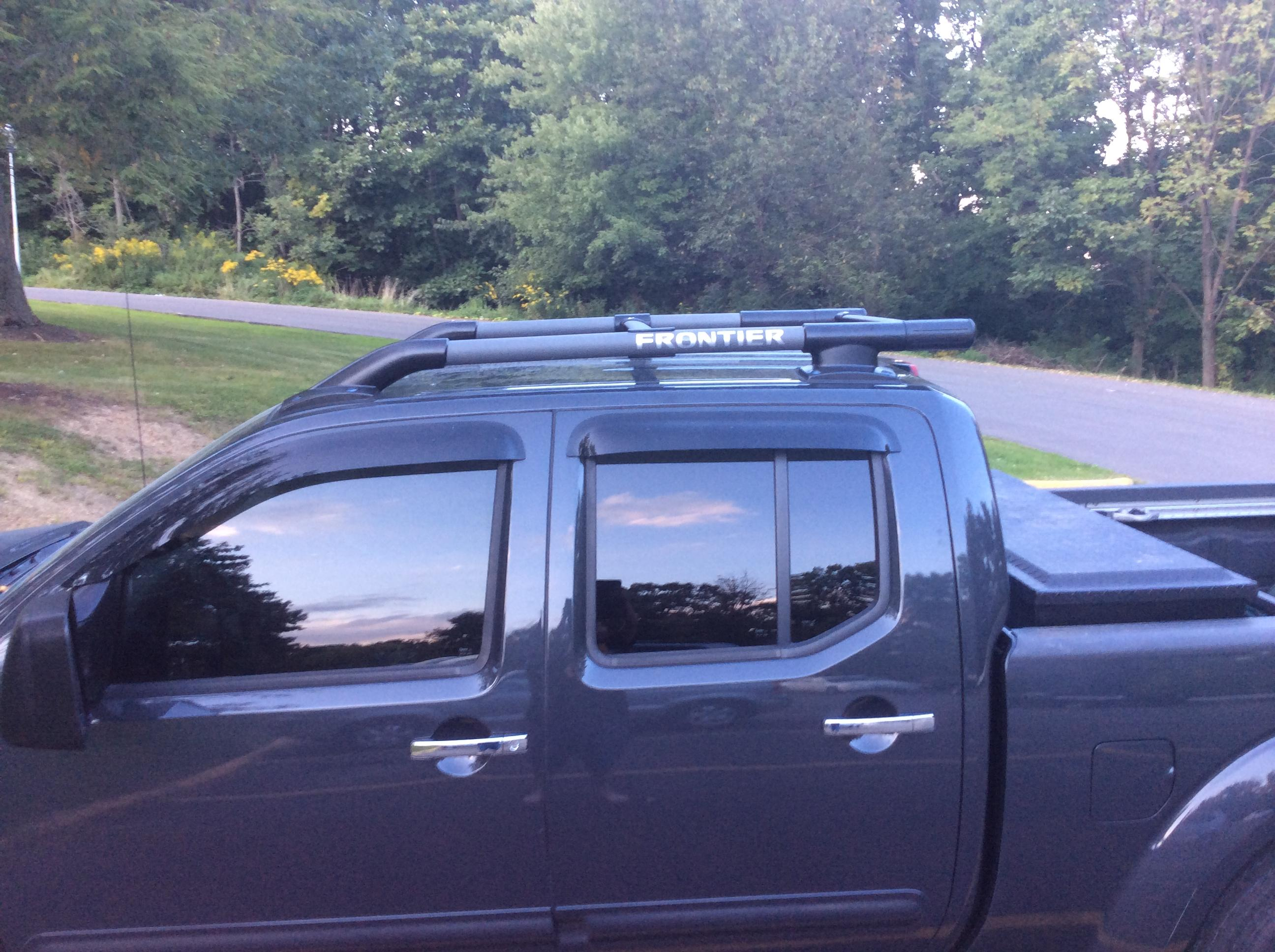 100 2003 Nissan Frontier Roof Rack What Did You Do To Your Pathfinder Qx4 Today Page 13 Nissan