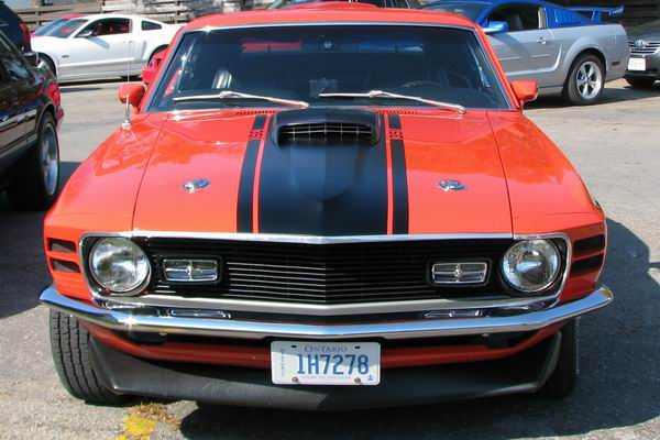 1970 Mustang Mach - Newest pictures  - 19044902