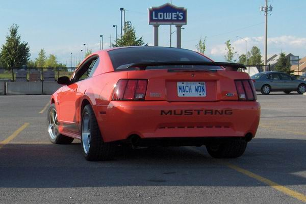 Newest 2004 Mustang Mach 1 Pictures  - 19044905