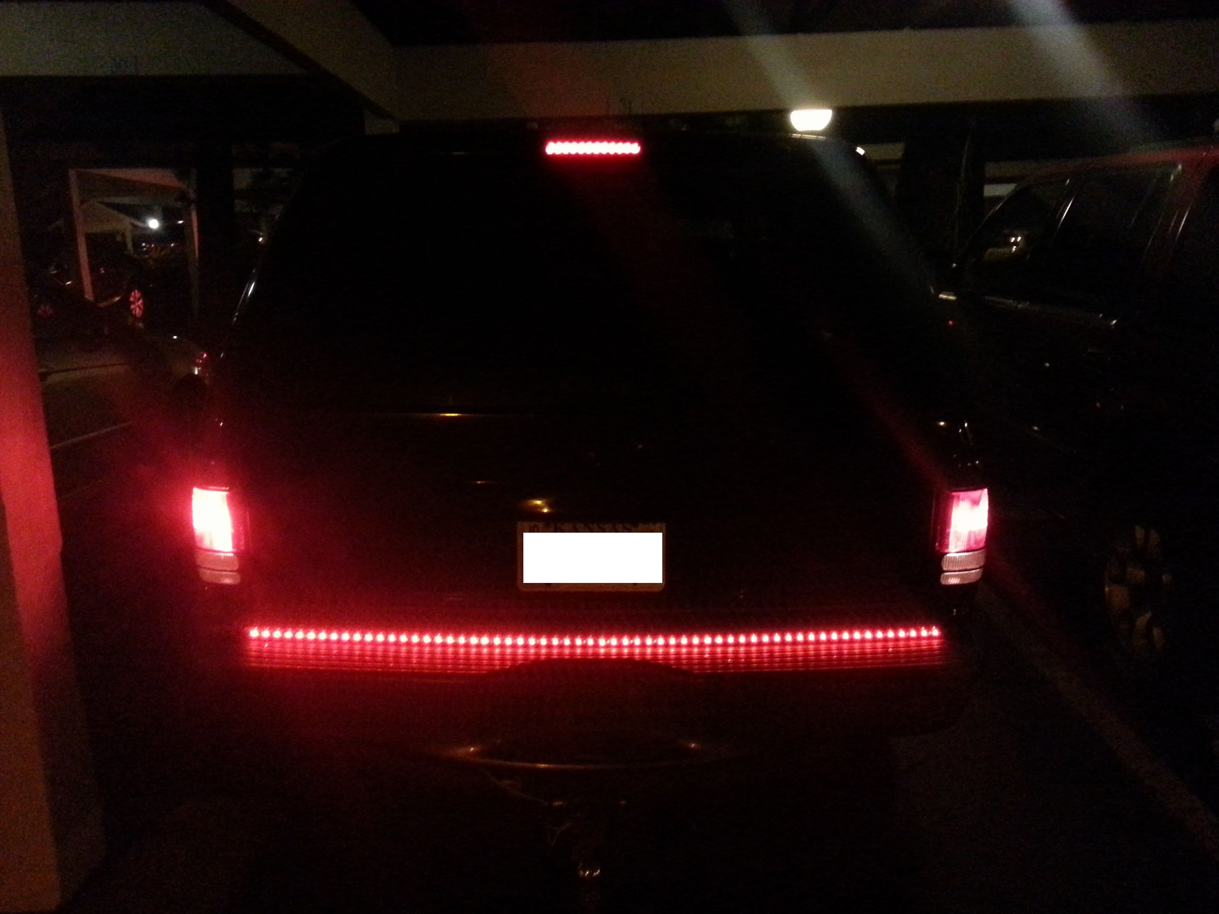 Led Light Bar Installed - 19046922