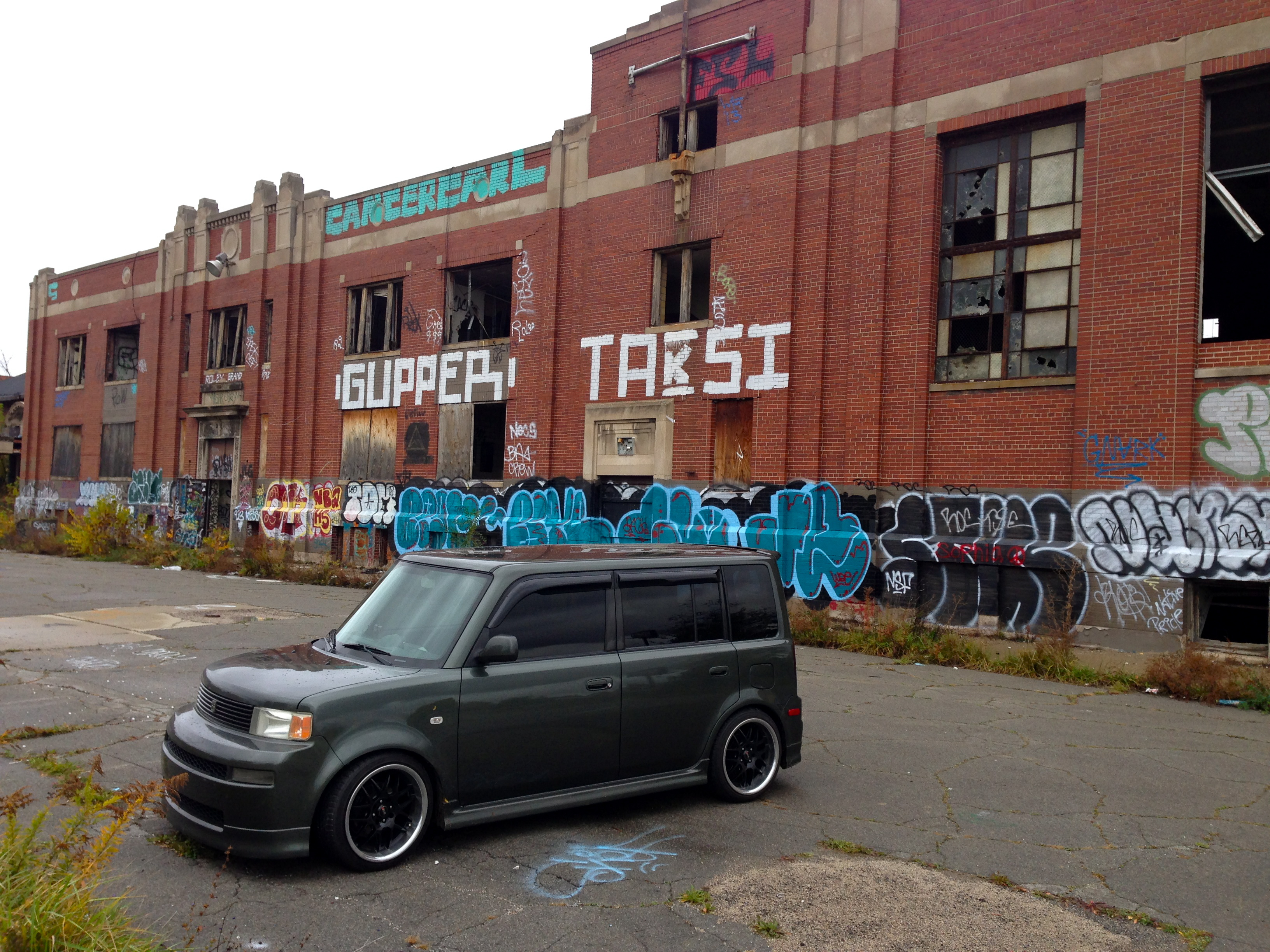 xB in Detroit at The Brewster Rec Center - 19126989