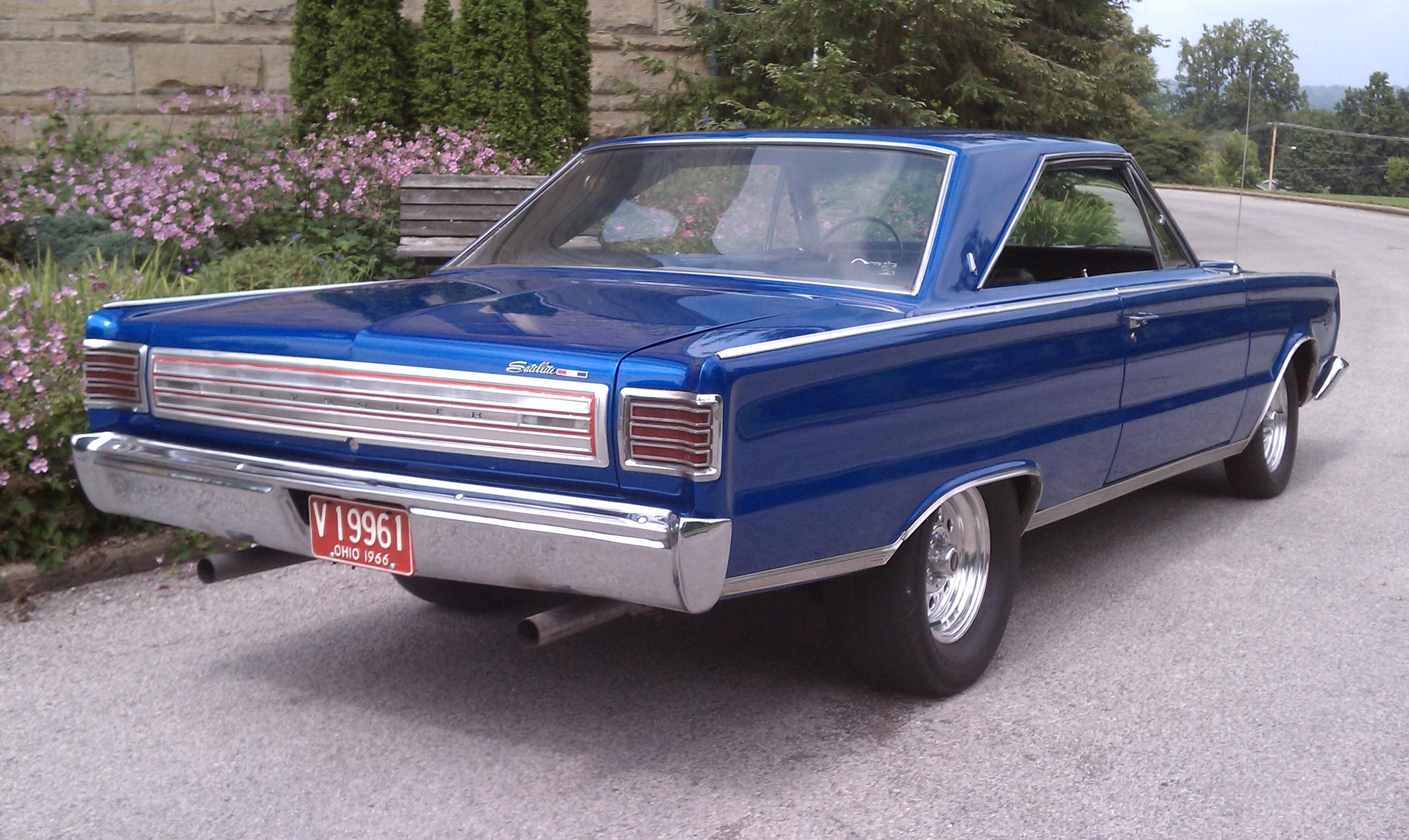 Chustinchay 1966 Plymouth Satellite Specs Photos Modification Info At Cardomain