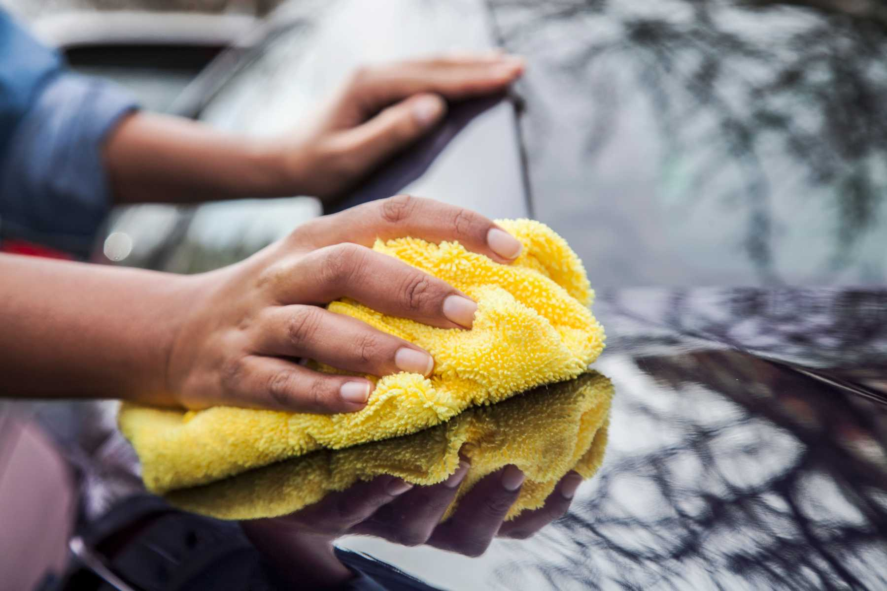 How to Wash Car Microfiber Towels - 19197903