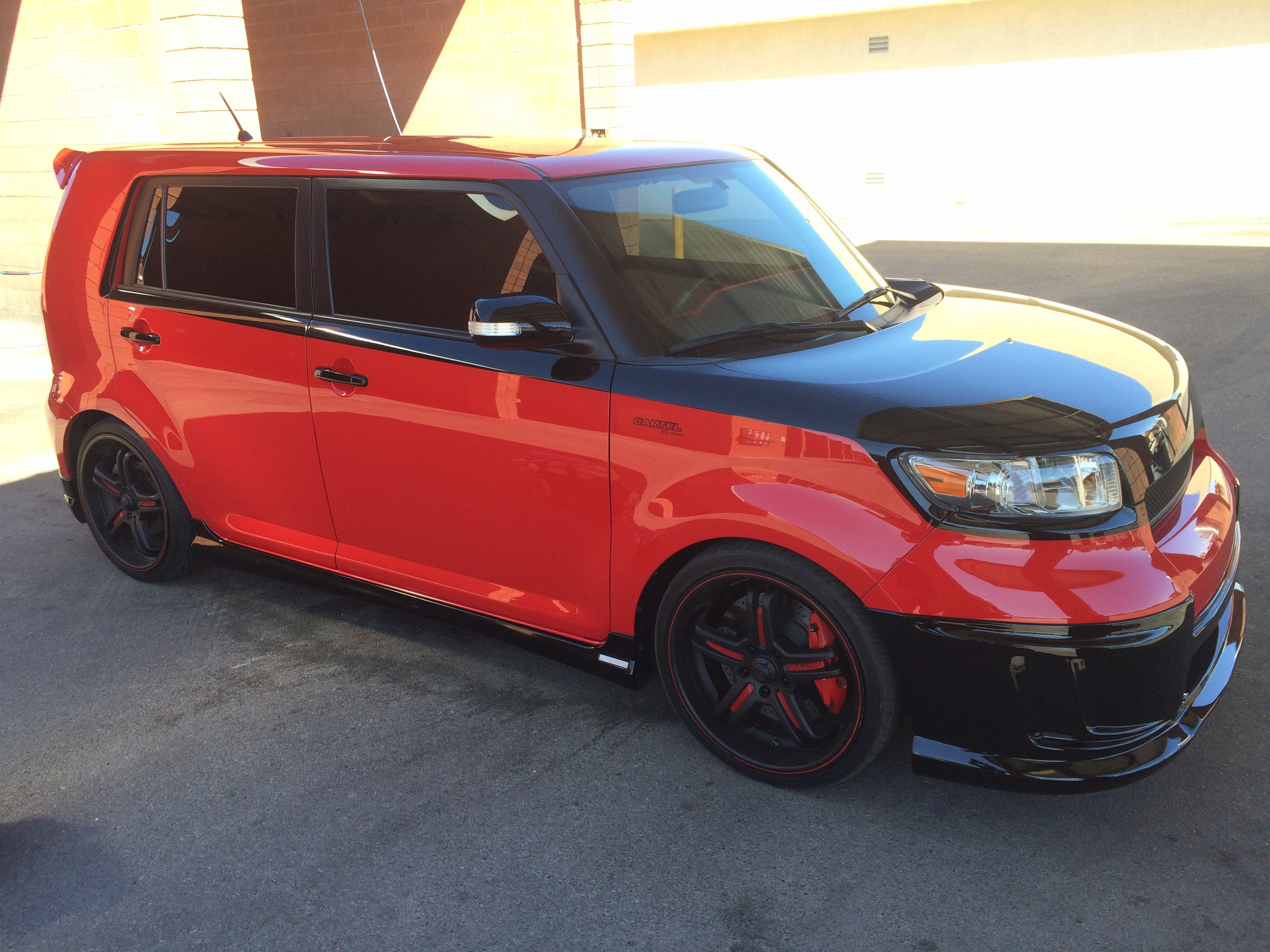 Cartel Custom Xb 2009 Scion Xbsport Wagon 4d Specs Photos