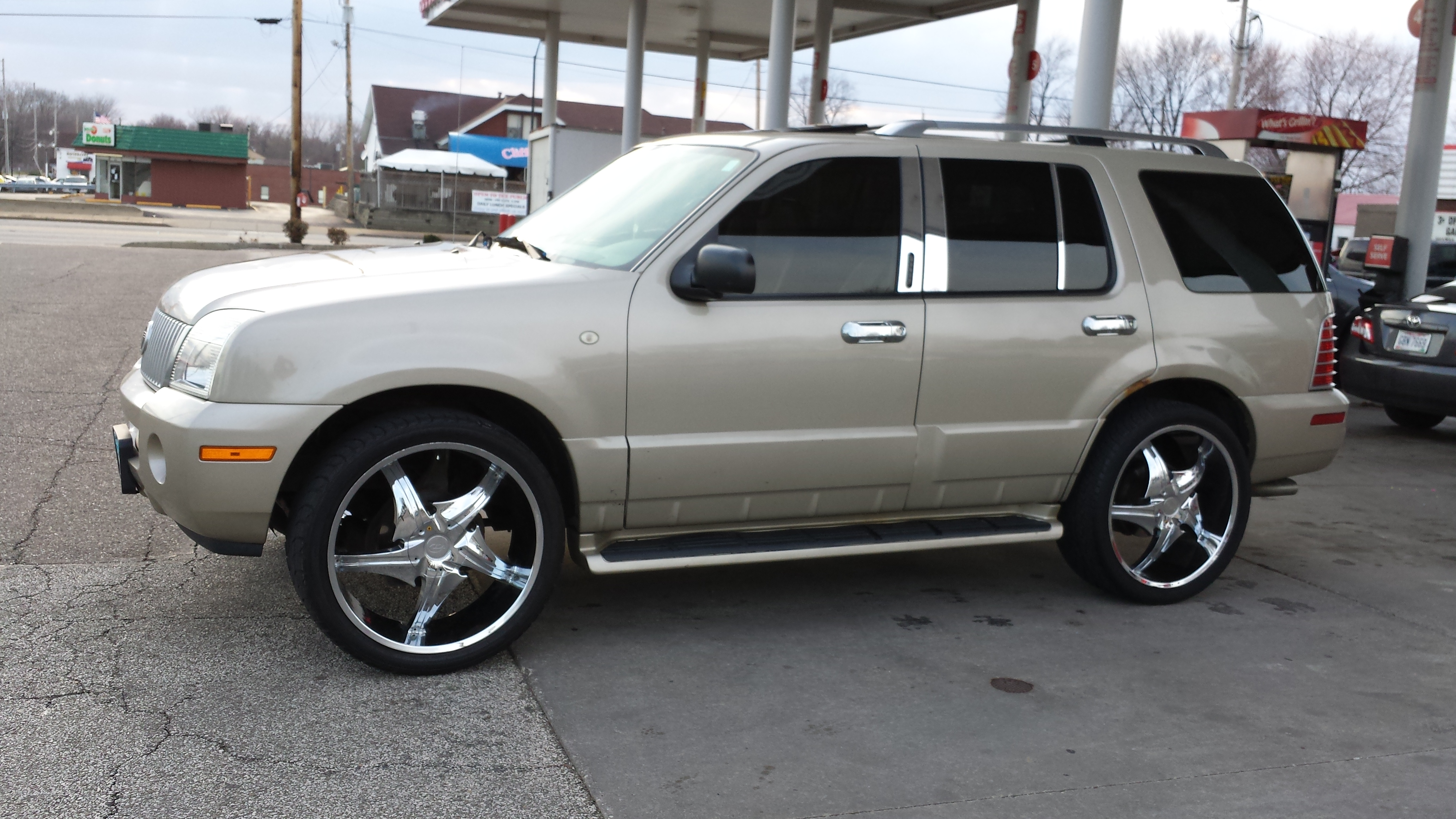 Diagram I Have A 2004 Mercury Mountaineer That I Have Continually