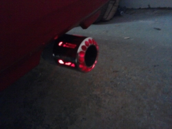 StreetGlow exhaust-tips Auto Parts at CarDomain.com