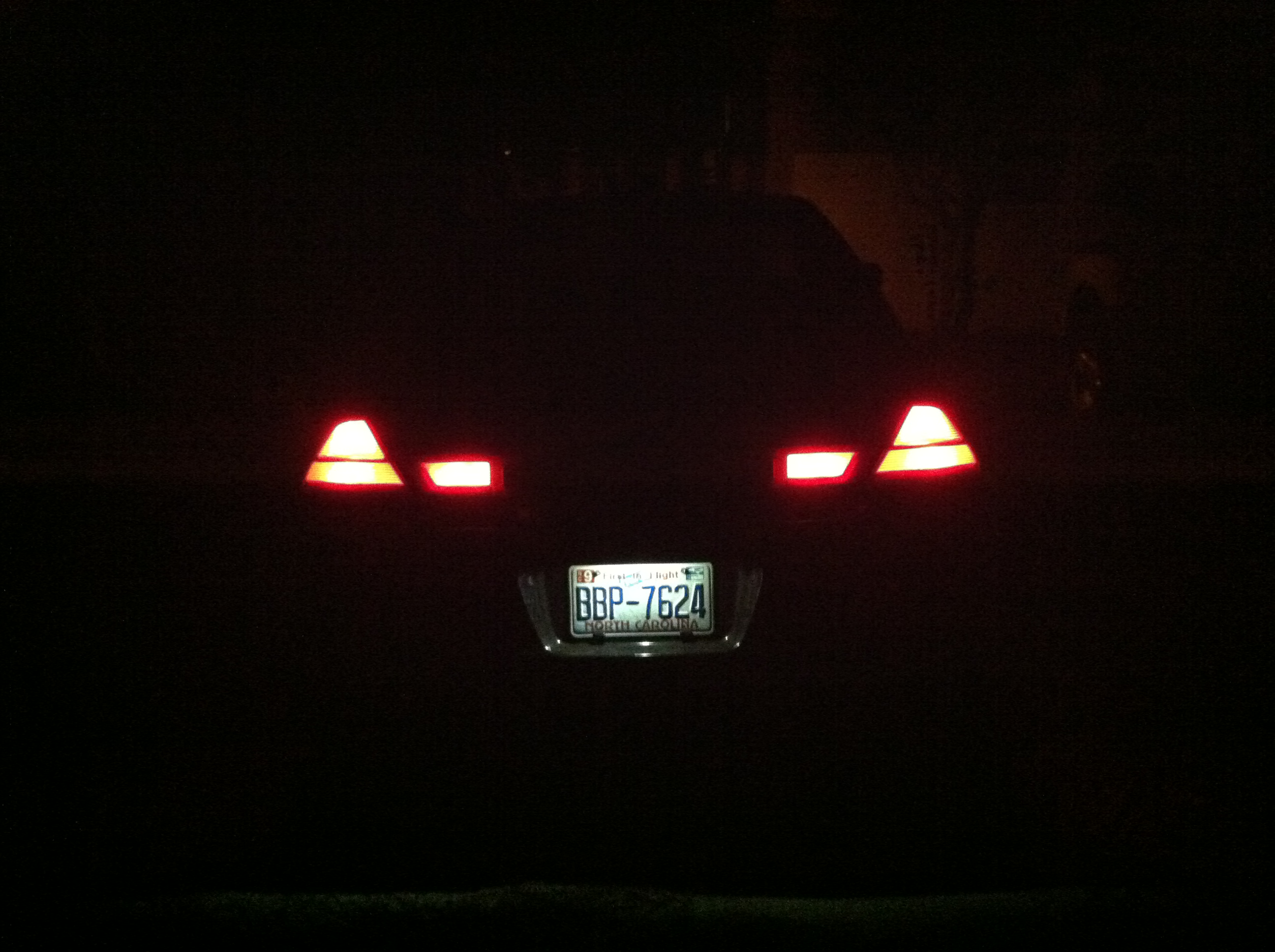 SYLVANIA LEDs Installed On 2000 Honda Accord