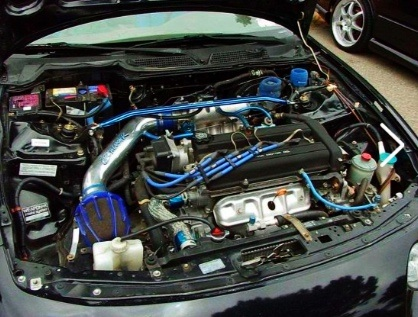 Weapon R Auto Parts For Acura Integra Auto Parts At CarDomaincom - Acura integra cold air intake