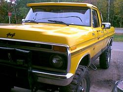 wdland2 1977 Ford F150 Regular Cab