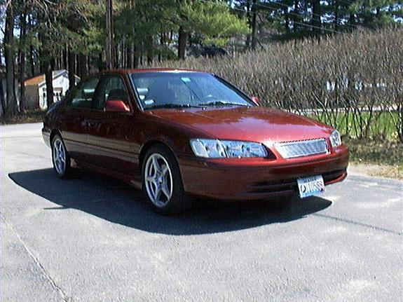 Jbailer 2000 Toyota Camry Specs Photos Modification Info
