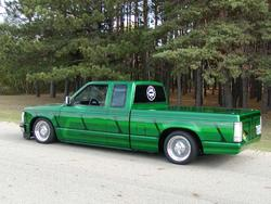 black_magic 1993 Chevrolet S10 Regular Cab