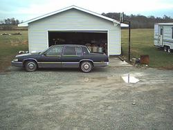 thewideride 1990 Cadillac DeVille