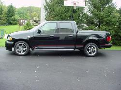 hdcage 2001 Ford F150 Regular Cab