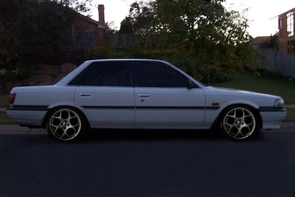 Turbolancer 1991 Toyota Camry Specs  Photos  Modification