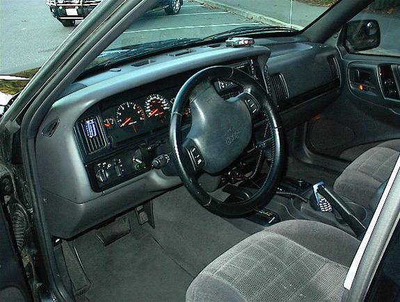 Another Bumpinjeeper 1997 Jeep Grand Cherokee post... - 736331