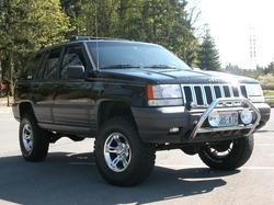 Bumpinjeeper 1997 Jeep Grand Cherokee