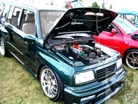 Another Madflava 1992 Suzuki Sidekick post... - 737504