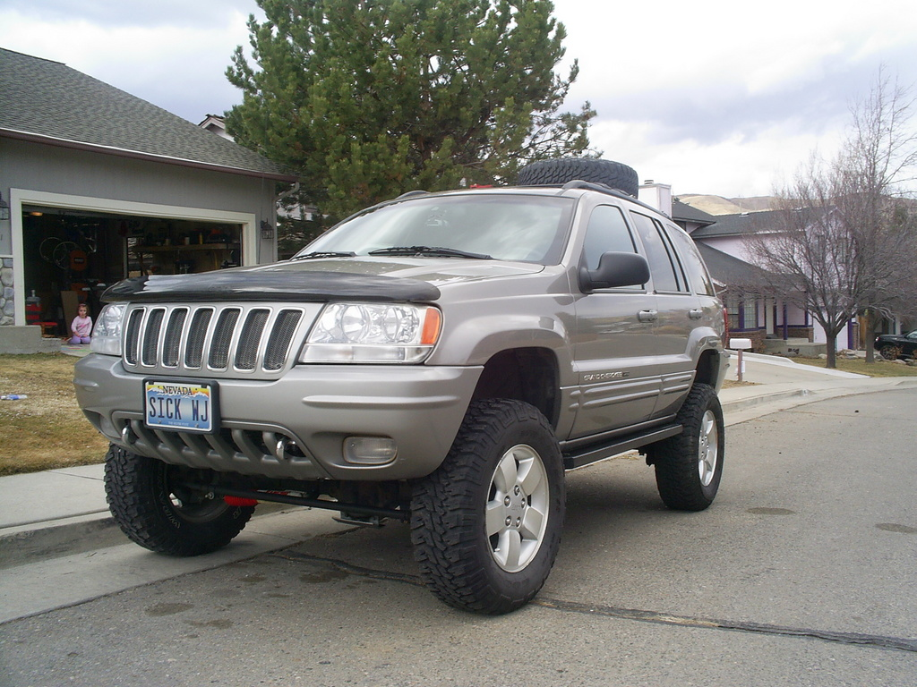 Ron4x4 2001 Jeep Grand Cherokee Specs Photos