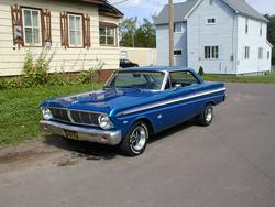 one_hot_87 1965 Ford Falcon