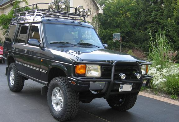 EmilyK's 1998 Land Rover Discovery