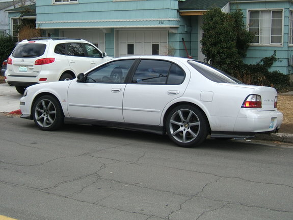 Another hacim105 2002 Nissan Maxima post... - 742574