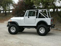 righthookup 1983 Jeep CJ7