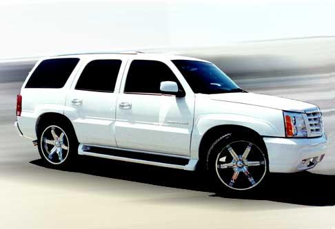 Another 2003Audi 2003 Cadillac Escalade post... - 751850
