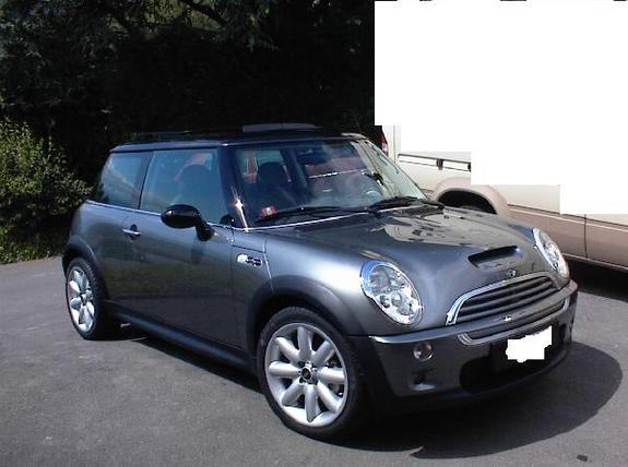 mcs aris 2002 mini cooper specs photos modification info at cardomain. Black Bedroom Furniture Sets. Home Design Ideas