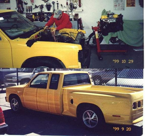 Morepwr 1985 Chevrolet S10 Regular Cab Specs, Photos