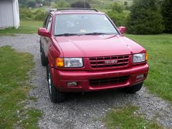 julidax 1998 Isuzu Rodeo