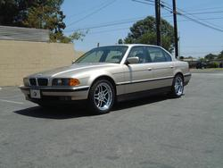 JAMES7er 1997 BMW 7 Series