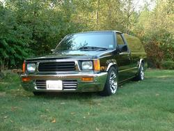 specsix 1987 Dodge Mini Ram