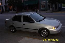 Another joedaho 2000 Chevrolet Prizm post... - 759097