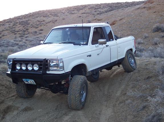 Ford Ranger Shelby >> Chad89 1989 Ford Ranger Regular Cab Specs, Photos, Modification Info at CarDomain