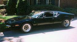 czarleons 1972 DeTomaso Pantera