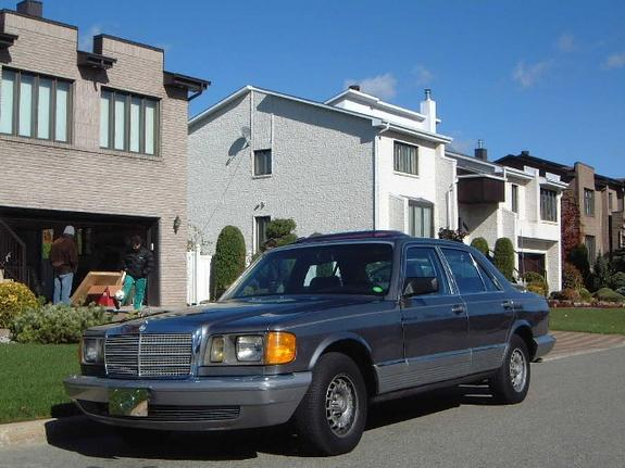 Another 560SEL 1981 Mercedes-Benz S-Class post... - 763820