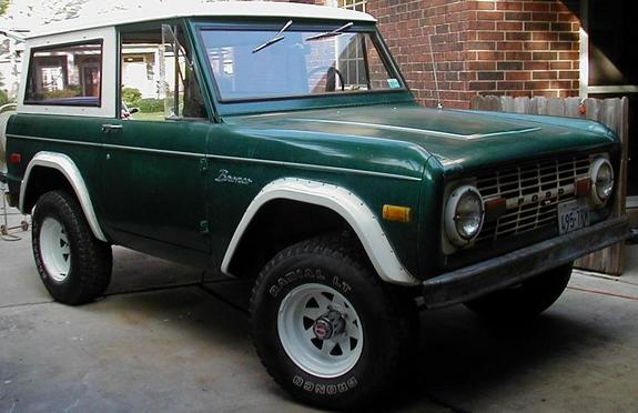 czarleon 1975 Ford Bronco Specs, Photos, Modification Info at CarDomain
