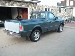 VBigFord20 1997 Ford Ranger Regular Cab